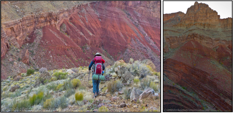 Red Canyon Geology